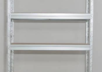 Regał metalowy magazynowy 220x120x35/6P WYSYŁKA GRATIS