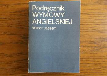 Podręcznik wymowy angielskiej - Wiktor Jassem