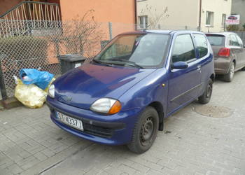 Fiat Seicento z 1998 roku , cena do uzgodnienia