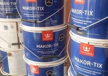 Farba na dach Tikkurila Makor-Tix 8 kolorów