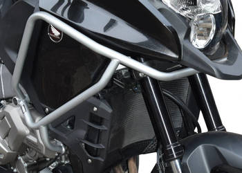 Gmole HEED do Honda VFR 1200 Crosstourer (12-16) - srebrne