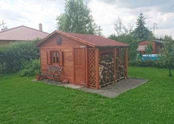 domek ogrodowy