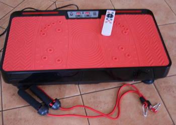 Platforma wibracyjna odchudzająca MOCNA vibro 9 pr POWER MAX