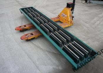 Forma Ruszta betonowe dla trzody 3 m KARKON