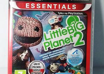 Little Big Planet 2 (gra PS3)