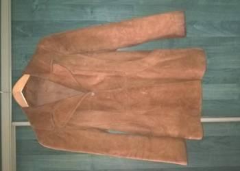 Zamszowa kurtka