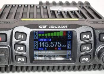 CRT MICRON UV UHF/VHF Radio amatorskie PMR Baofeng Uniden