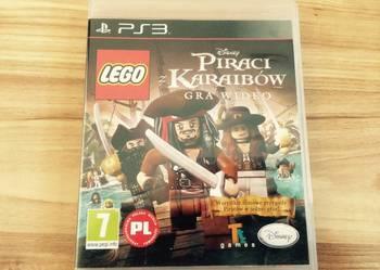 Lego Piraci z Karaibów PL Gra wideo na PS3