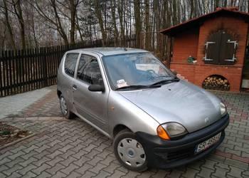 Fiat Seicento 1.1 drugi komplet kół, długie opłaty