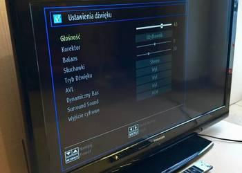"Telewizor TOSHIBA 37"" 37BV701G"