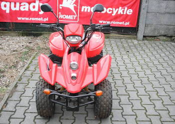 ATV Quad Lifan 50cc homologacja drogowa na dowód, AM