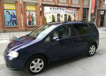 VW Touran 1,9 TDI 105 KM