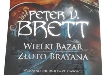 WIELKI BAZAR ZŁOTO BRAYANA - BETT V. PETER