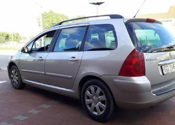 Peugeot 307 Kombi SW 2.0 HDI 2003r.Klimatronik 7os