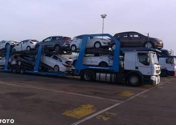 Transport samochodów, cała Europa - HOLOWANIE