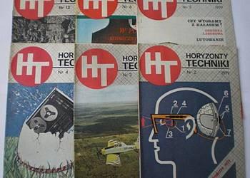 Czasopisma HORYZONTY TECHNIKI - 1979