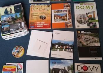katalogi domów jednorodzinnych wraz z płytami