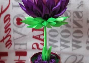 Drzewko stroik kwiat prezent imieniny ślub urodziny handmade