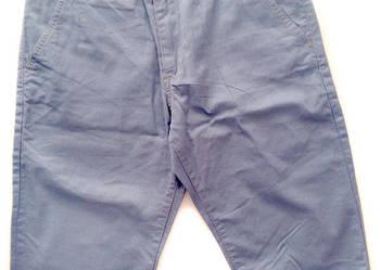 Nowe spodenki męskie jeans 31 S M lato szorty rybaczki