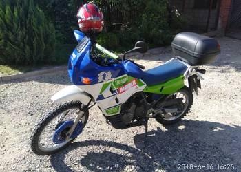 Kawasaki KLR650 Tengai