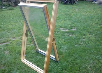 """Okno dachowe drewniane""""DAKSTRA"""" 140x78"""