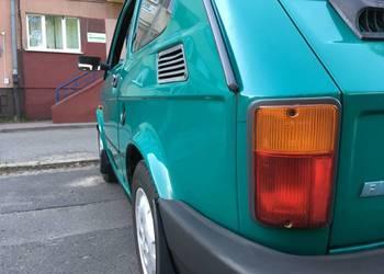 Fiat 126p maluch ELX po remoncie blacharskim 2000r.
