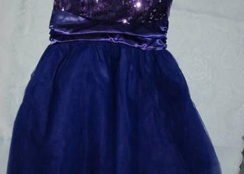 Sukienka balowa KappAhl, wieczorowa, na przyjęcia, wigilię