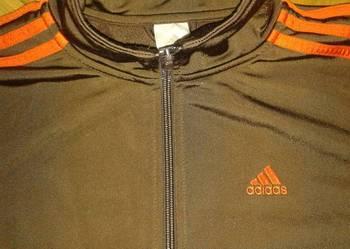 Fajna bluza na zamek Adidas , stan bdb , rozm. S pachy 50 cm