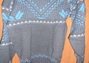Ciepły sweter modne wzory Tanio :)