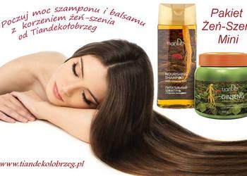 Pakiet Promocyjny do włosów Żeń-Szeń - Mini TianDe Kołobrzeg