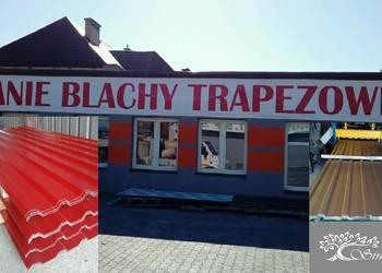 Blachy trapezowe- blachodachówka- ceramika