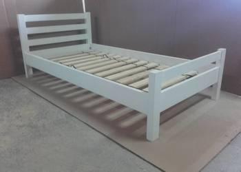 Łóżko drewniane 80x160