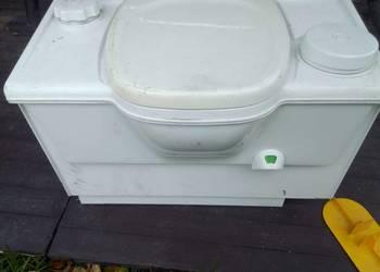 Toaleta chemiczna do przyczepy