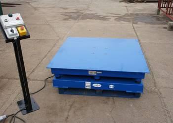 Stół wibracyjny 1,3 x 1,3 x 0,3 m KARKON Producent