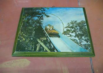 stare zdjęcie obraz obrazek 28 x 23 cm. unikat