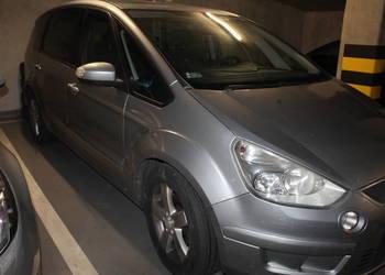 Ford S Max 2006r 1,8TDCI Zadbany Nowe sprzęgło !