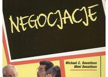NEGOCJACJE - DONALDSON M.C.