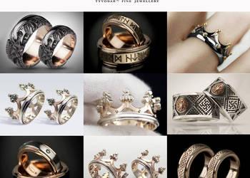 Obrączki ślubne, złote obrączki, obrączki na zamówienie