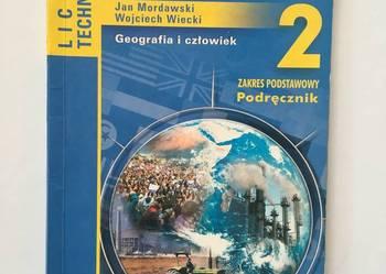 Jan Mordawski, Geografia 2 podręcznik