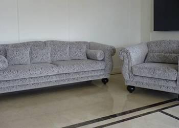 Kanapa sofa stylowa klasyczna ekskluzywna Kleo wypoczynek