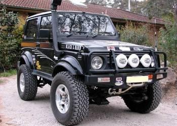 DYSTANSE do kół Suzuki Samurai Vitara Jimny Nissan -NOWE!