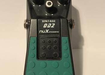 Efekt Gitarowy NUX OD2 Vintage Overdrive jak NOWY!