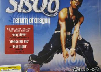 SISQO-RETUEN OF DRAGON>CD, nowa
