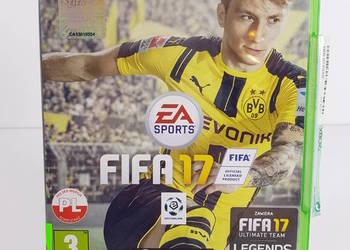 Gra XBOX ONE - FIFA 17 od PLUS LOMBARD wersja PL