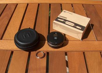 Elegancki zwijany kabel Micro USB typu C marki CAFELE + etui