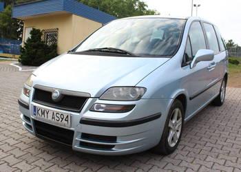 Fiat Ulysse 1,9 diesel 2004r Klimatronik - cena 9 500zł