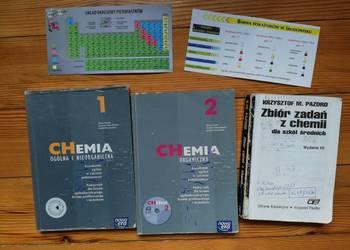 CHEMIA: zbiór zadań, karty pracy i podręczniki