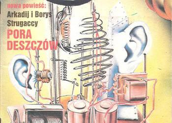 Miesięcznik Fantastyka 1 (76) Styczeń 1989 Nr indeksu: 3583
