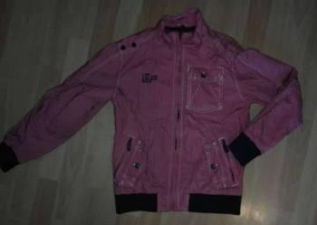 Reserved kurtka w krateczkę 10-11lat jak NOWA