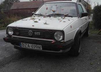 Golf II 1.6 D (GTI.VR6.gwint.gleba.kjs) zamiana